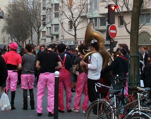 Musiciens de rue, le temps d'un soir