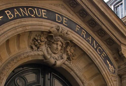 Hôtel de Toulouse, siège de la Banque de France à Paris