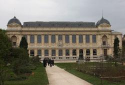 La Grande Galerie de l'Evolution du Jardin des Plantes
