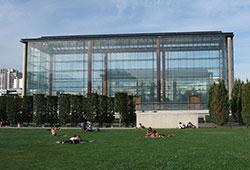 Parc André Citroën - Jardin public parisien moderne