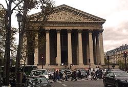 Eglise de la Madeleine : le néoclassique dans toute sa splendeur à Paris