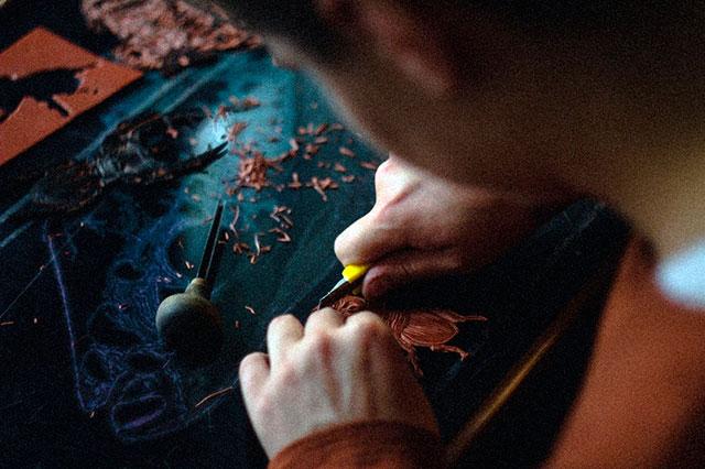 artisan de sac à main